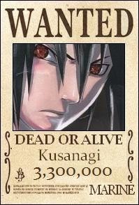 Chapitre I : Les aventures de Kusanagi ! [ Rp solo ]  Kusana13