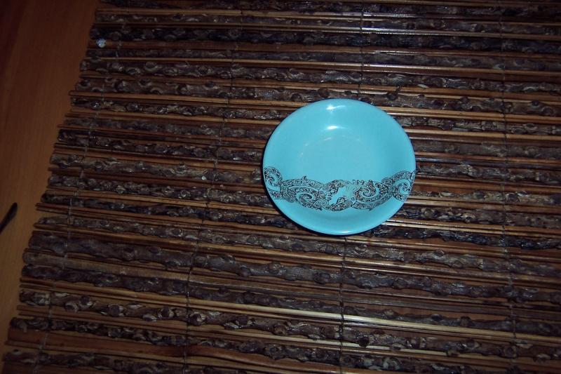 shape 880, Air New Zealand Butter dish Nurser12