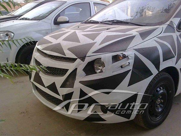 2010 - [Chevrolet] Sail Lova410