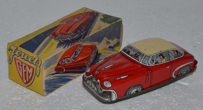 voitures américaines en jouet made in Marseille Voitur10