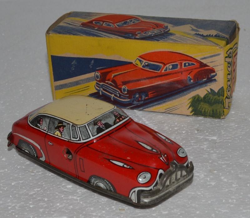 voitures américaines en jouet made in Marseille Voitur11