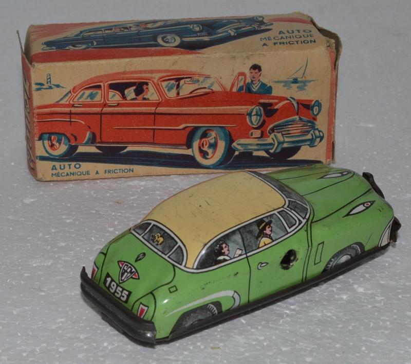voitures américaines en jouet made in Marseille Voitur13