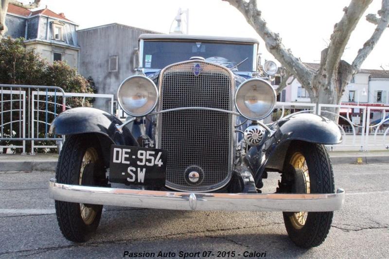 [07] 22/02/2015 - 5ème rassemblement autos à St Péray - Page 2 Dsc01161
