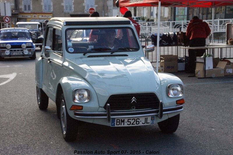 [07] 22/02/2015 - 5ème rassemblement autos à St Péray - Page 2 Dsc01476