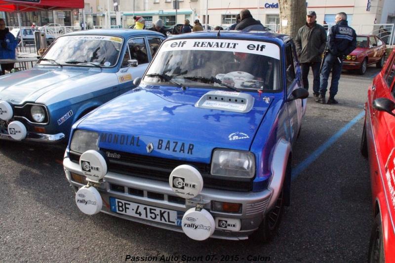 [07] 22/02/2015 - 5ème rassemblement autos à St Péray - Page 2 Dsc01490