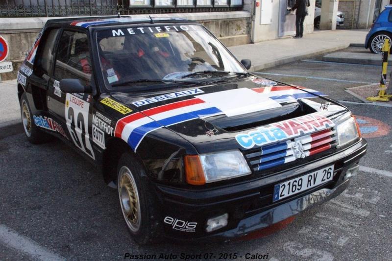 [07] 22/02/2015 - 5ème rassemblement autos à St Péray - Page 2 Dsc01497