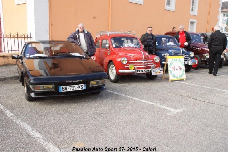 [07] 22/02/2015 - 5ème rassemblement autos à St Péray - Page 2 Dsc01514
