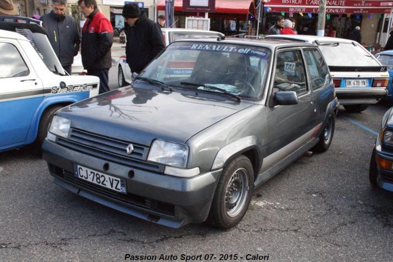 [07] 22/02/2015 - 5ème rassemblement autos à St Péray - Page 3 Dsc01534