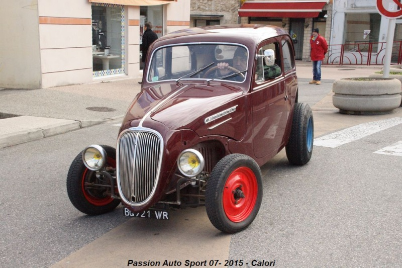 [07] 22/02/2015 - 5ème rassemblement autos à St Péray - Page 3 Dsc01559