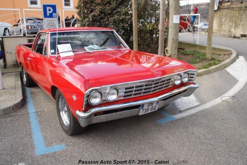 [07] 22/02/2015 - 5ème rassemblement autos à St Péray - Page 3 Dsc01560
