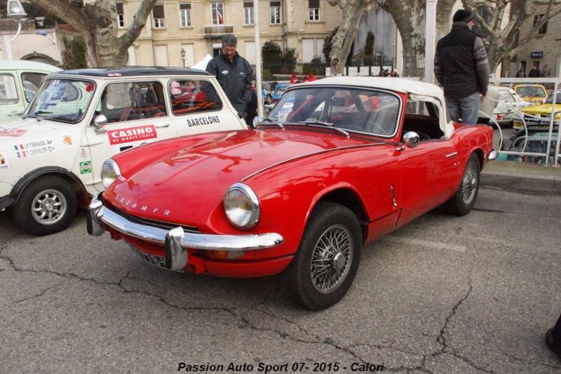 [07] 22/02/2015 - 5ème rassemblement autos à St Péray - Page 3 Dsc01579