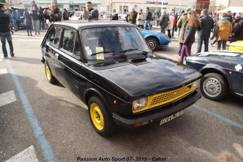 [07] 22/02/2015 - 5ème rassemblement autos à St Péray - Page 3 Dsc01586