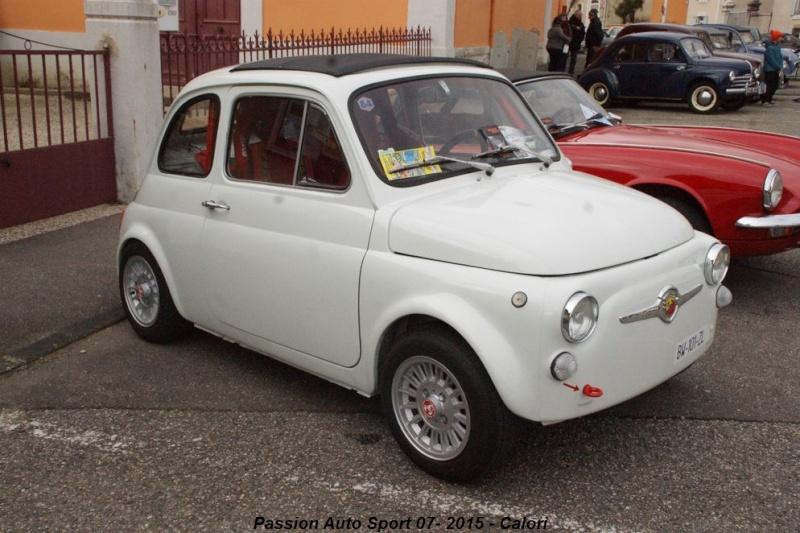 [07] 22/02/2015 - 5ème rassemblement autos à St Péray - Page 3 Dsc01615