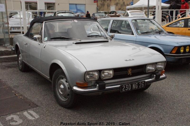 [07] 22/02/2015 - 5ème rassemblement autos à St Péray - Page 4 Dsc01630
