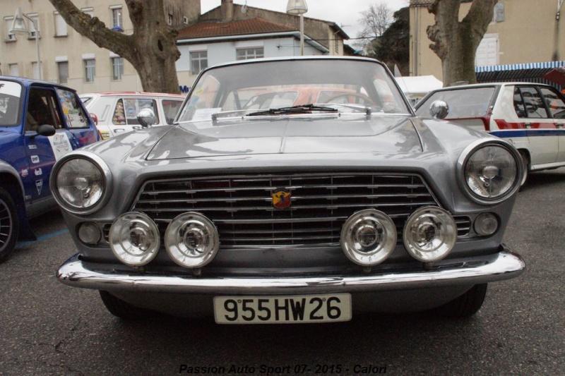 [07] 22/02/2015 - 5ème rassemblement autos à St Péray - Page 4 Dsc01647