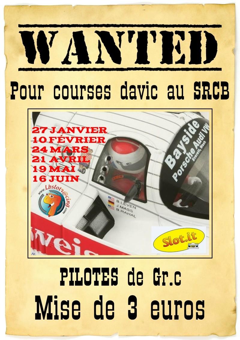 Course Davic Gr.C 2015 (1er semestre) Wanted10