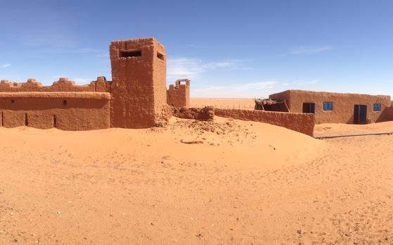 Madama (Niger) : l'armée française reprend son vieux fort des sables Image-10