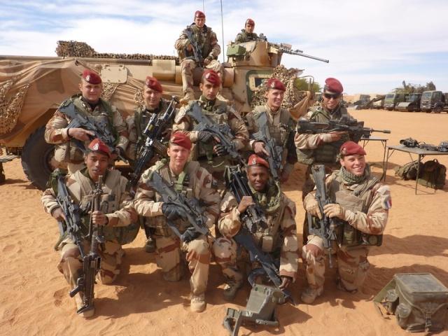 Madama (Niger) : l'armée française reprend son vieux fort des sables Image-12