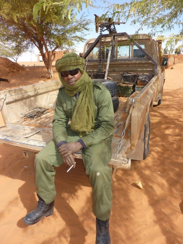 Madama (Niger) : l'armée française reprend son vieux fort des sables Image-15