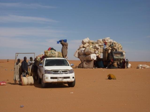 Madama (Niger) : l'armée française reprend son vieux fort des sables Image-16