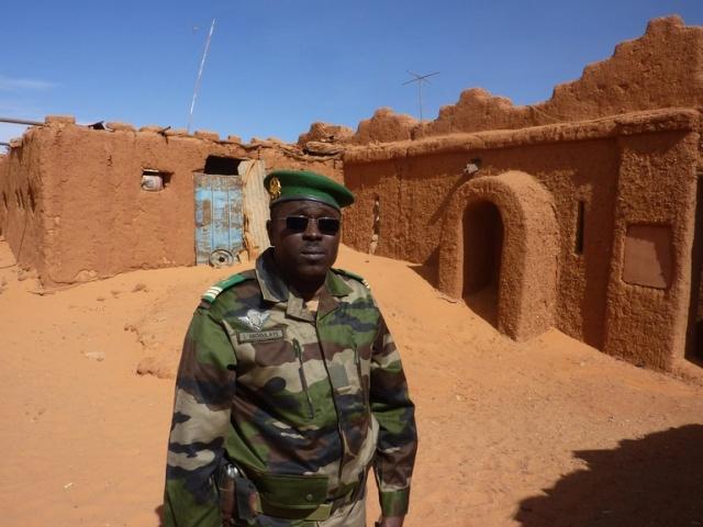 Madama (Niger) : l'armée française reprend son vieux fort des sables Image-17