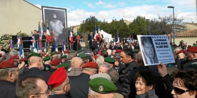Robert Ménard, Maire de Béziers, a décidé de débaptiser la rue du 19 mars 1962 : date rejetée et honnie par tous les Patriotes et tous les Anciens Combattants autres que les Compagnons de route du Parti communiste, porteurs de valises Le-pre10