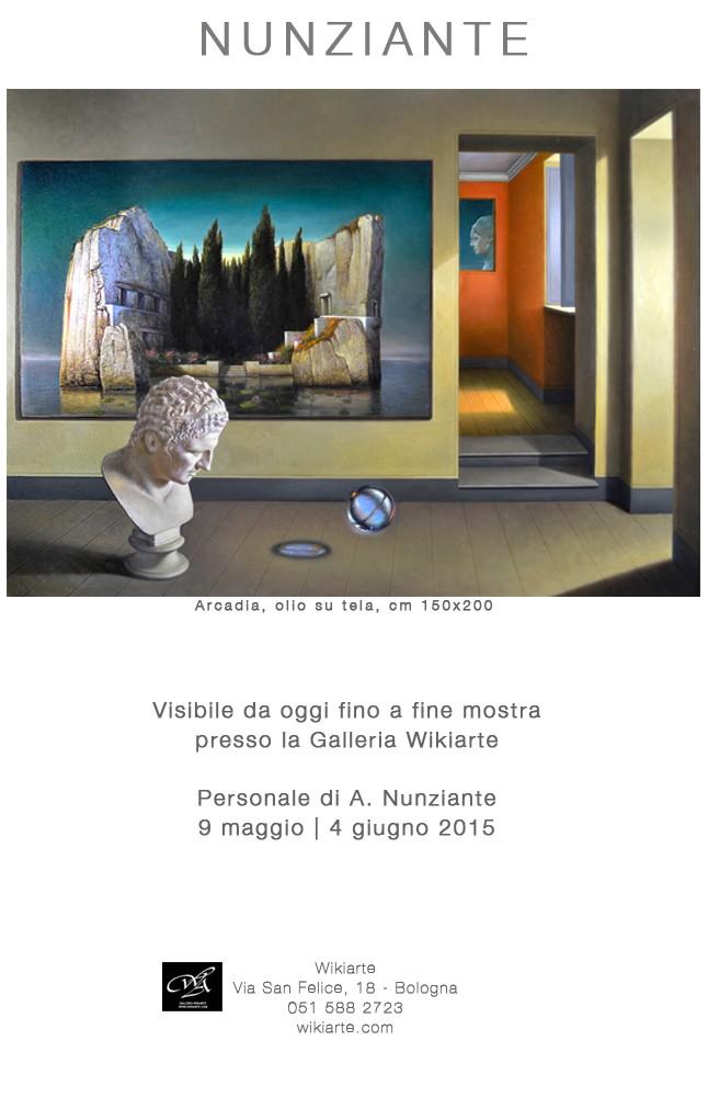 Mostra personale alla Galleria Wikiarte 8 Maggio-4 Giugno 2015 04031510