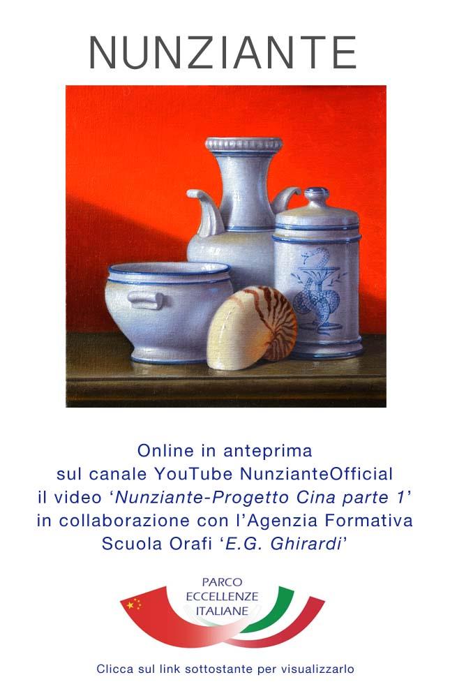 """""""Progetto Cina"""" del Maestro Nunziante 13021510"""