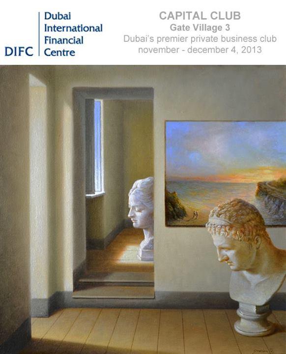 NUNZIANTE al Capital Club DUBAI, 4 Novembre-4 Dicembre 2013 - Pagina 2 2013_s10