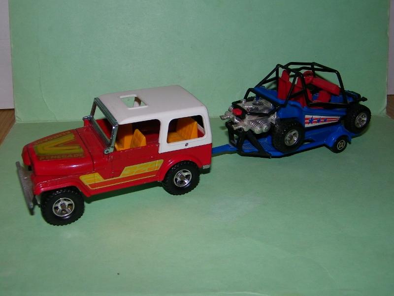 N°3070 Jeep + buggy 3070_j10
