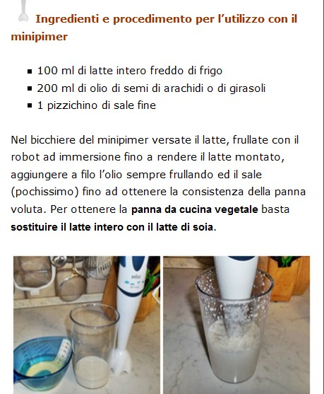 Divertirsi in cucina - Pagina 2 Panna10
