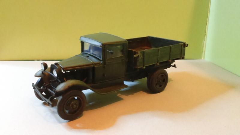 Camion GAZ AA Dsc_0018