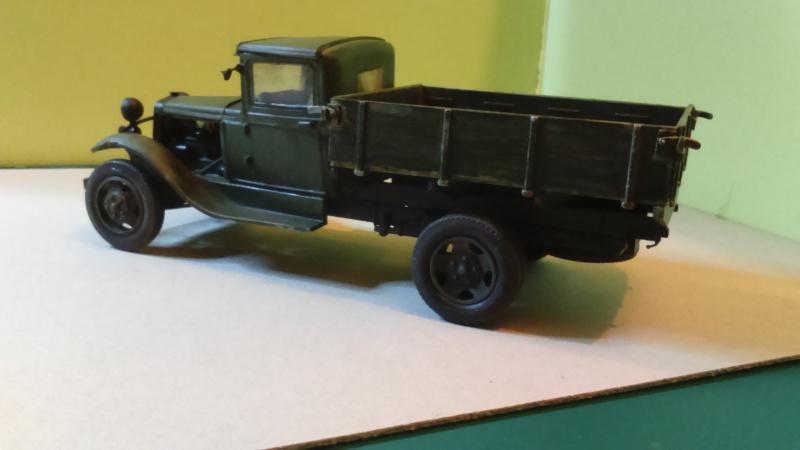 Camion GAZ AA Dsc_0024