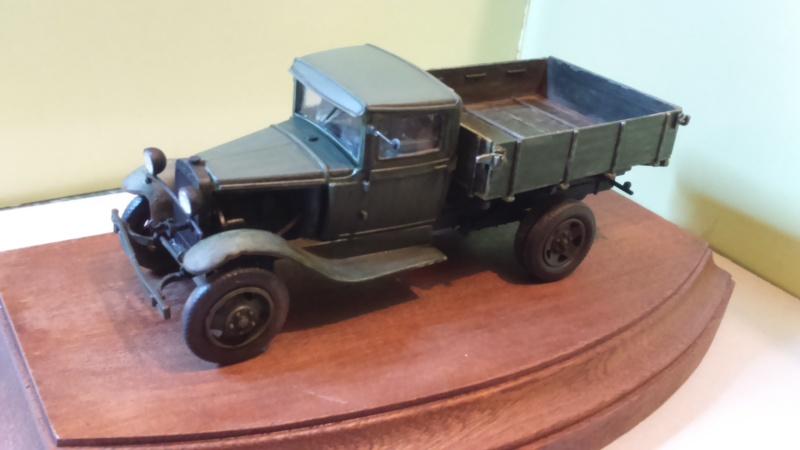 Camion GAZ AA Dsc_0026