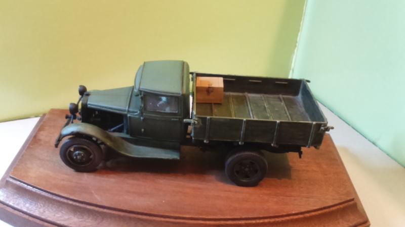 Camion GAZ AA Dsc_0027