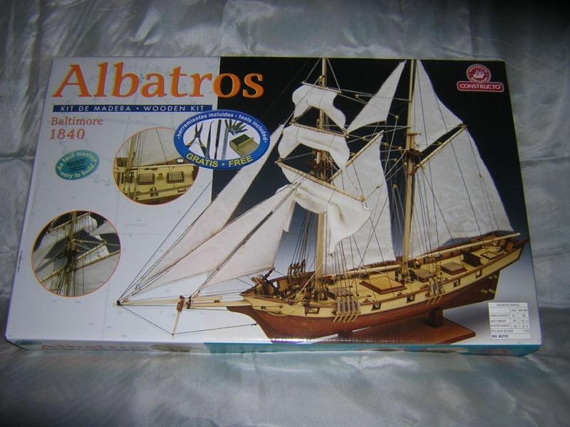L'Albatros au 1/55 Kit Constructo Dscn1616