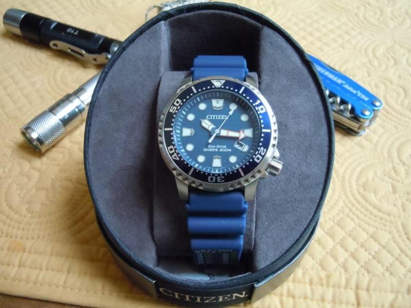 Studio sub : aimez vous les montres bleues? Image30