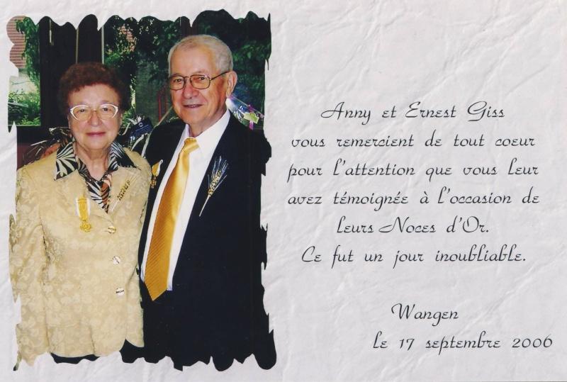 Mariage à Wangen fin des années 1950 : reconnaissez-vous les mariés? La famille? Des invités? Image016
