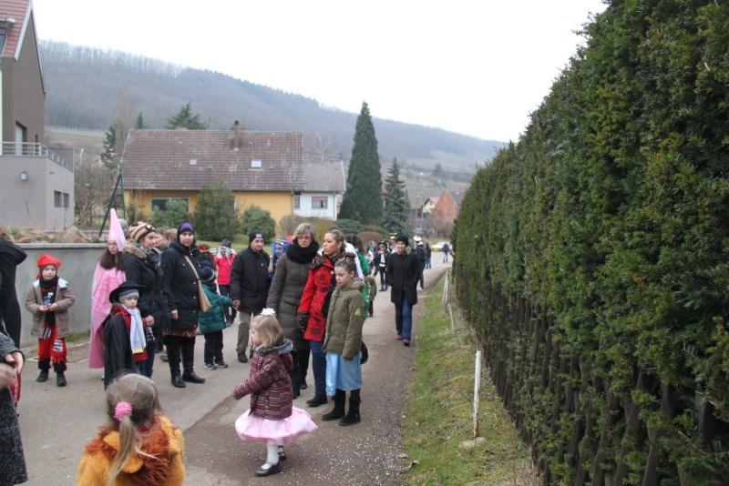 Carnaval de Wangen, mercredi 18 février 2015 à partir de 15h30 devant le Niedertor. Img_5726