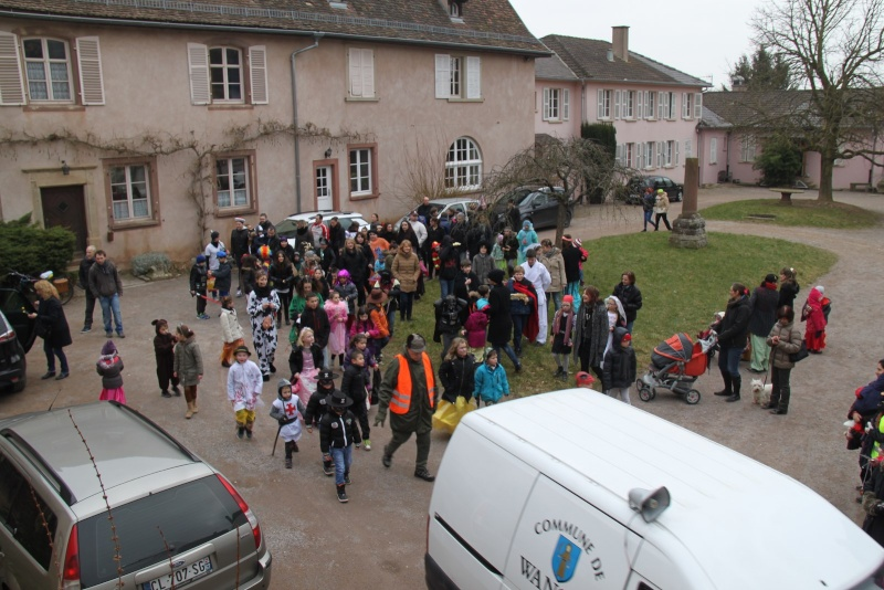 Carnaval de Wangen, mercredi 18 février 2015 à partir de 15h30 devant le Niedertor. Img_5812