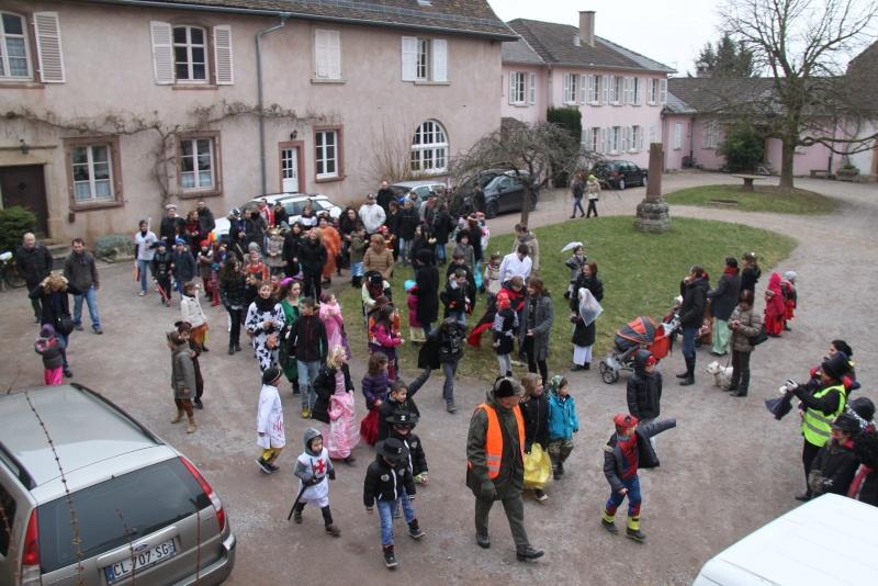 Carnaval de Wangen, mercredi 18 février 2015 à partir de 15h30 devant le Niedertor. Img_5813
