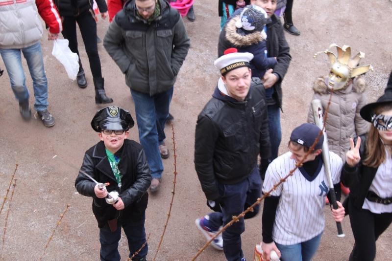 Carnaval de Wangen, mercredi 18 février 2015 à partir de 15h30 devant le Niedertor. Img_5816