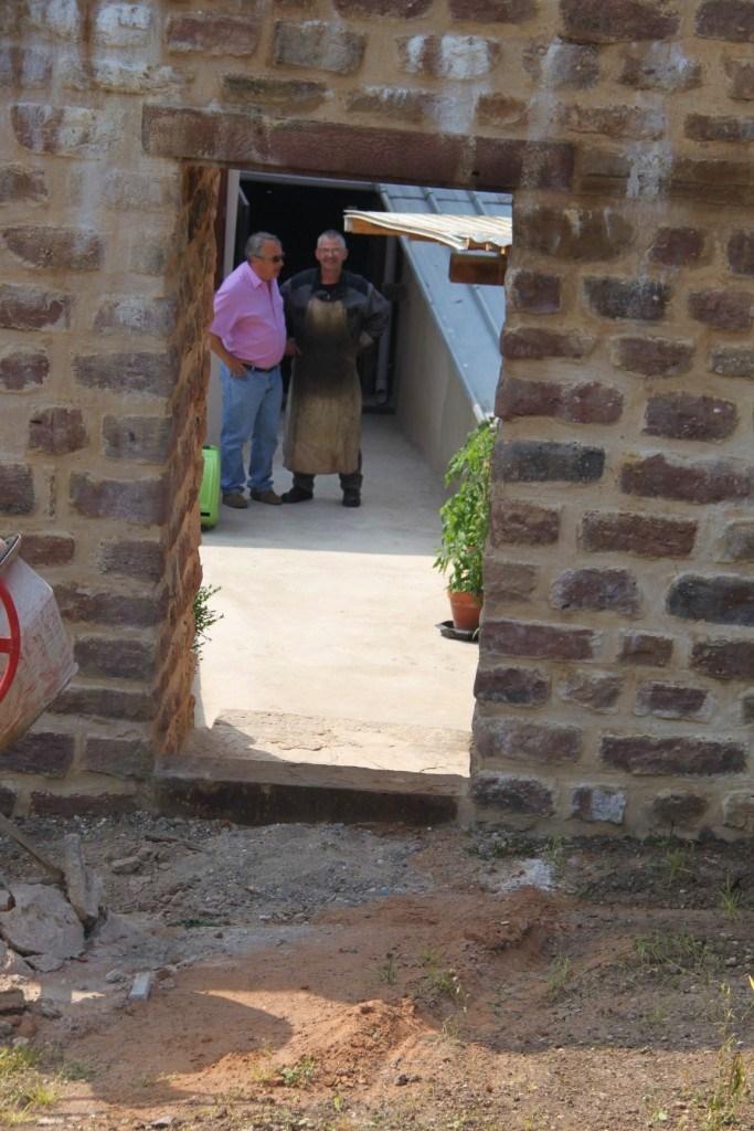 Chantier d'insertion pour la restauration du mur d'enceinte de Wangen - Page 2 Img_9874