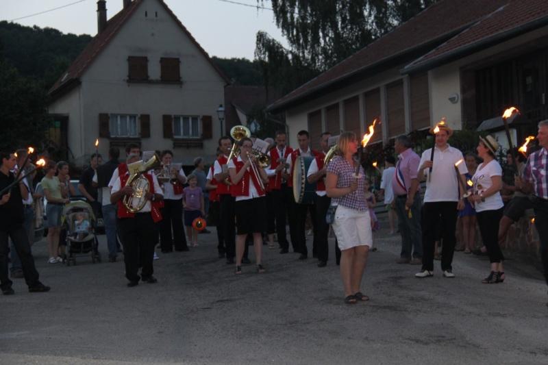 Wangen : retraite aux flambeaux et bal populaire du 13 juillet 2013 Img_9930