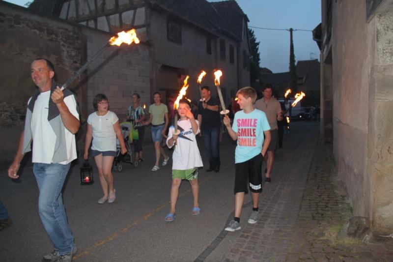 Wangen : retraite aux flambeaux et bal populaire du 13 juillet 2013 Img_9938
