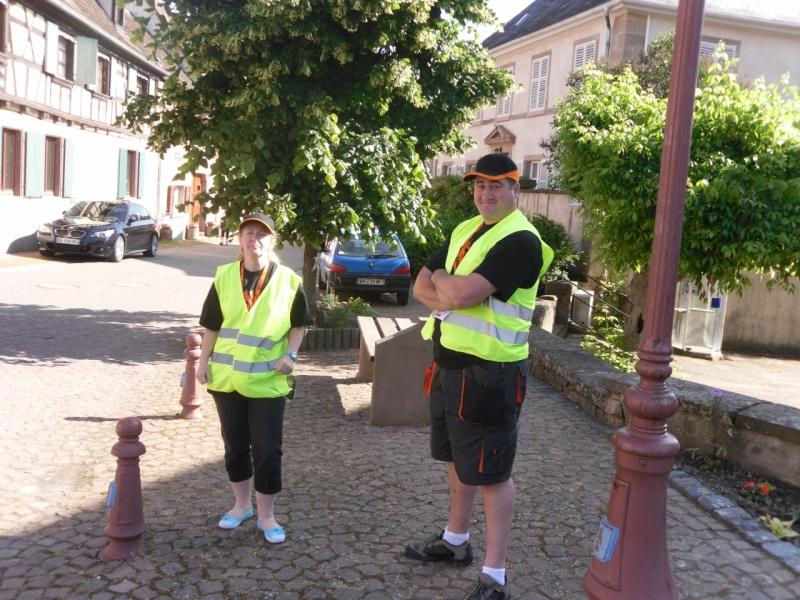 Le Marathon du Vignoble d'Alsace à Wangen le 16 juin 2013 Sam_0015