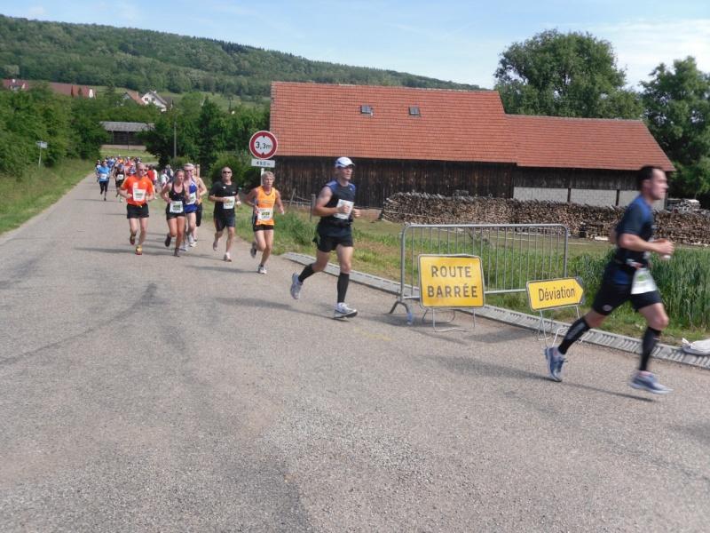 Le Marathon du Vignoble d'Alsace à Wangen le 16 juin 2013 Sam_0020