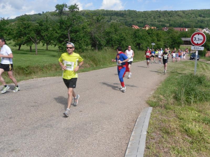 Le Marathon du Vignoble d'Alsace à Wangen le 16 juin 2013 Sam_0021