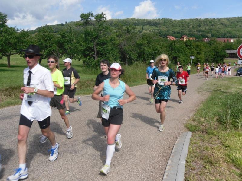 Le Marathon du Vignoble d'Alsace à Wangen le 16 juin 2013 Sam_0022