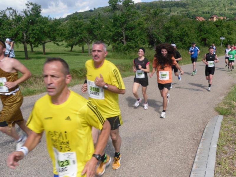 Le Marathon du Vignoble d'Alsace à Wangen le 16 juin 2013 Sam_0023
